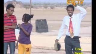 getlinkyoutube.com-Yonas Minus - New Eritrean SAWA Comedy 2015