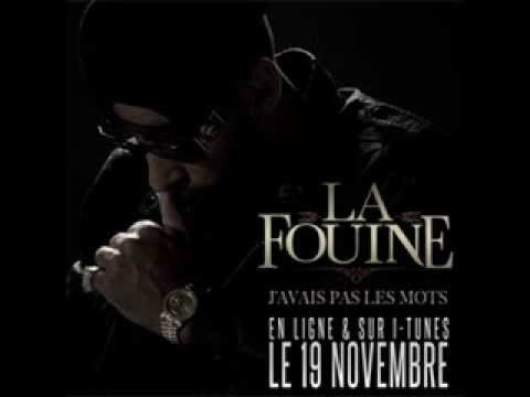 LA FOUINE - J'avais pas les mots