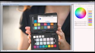 getlinkyoutube.com-Using the McBeth Color Chart or the Xrite Color Checker for Photography tutorial
