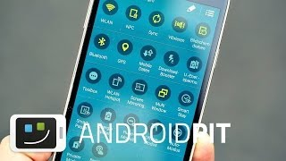getlinkyoutube.com-Samsung Galaxy S5 einrichten und personalisieren [TEST]