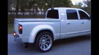 getlinkyoutube.com-2007 Dodge Ram 3500 Mega Cab Dually Diesel**FOR SALE**(954)980-8126