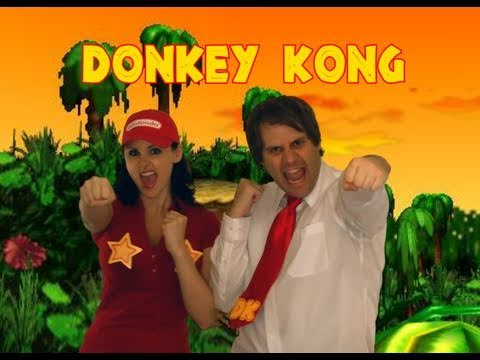 Donkey Kong Song (Dynamite Taio Cruz Parody) DKC Returns! Flipnotes + Lyrics