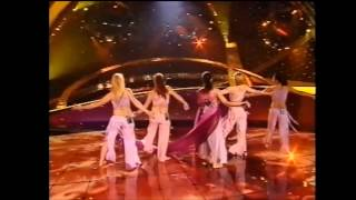 Sertab Erener – Everyway That I Can | Eurovision 2003 Turkey