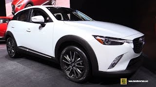 getlinkyoutube.com-2016 Mazda CX-3 AWD SkyActiv - Exterior and Interior Walkaround - 2015 New York Auto Show