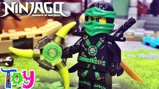 getlinkyoutube.com-Decool 레고 닌자고 로이드 고스트닌자 중국 짝퉁 미니피규어 에어로블레이드 Lego ninjago Lloyd