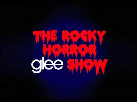 GLEE-Sweet Transvestite- (Rocky horror picture show)