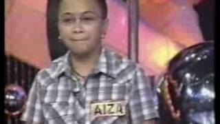 getlinkyoutube.com-Aiza also wins a Million on Singing Bee!
