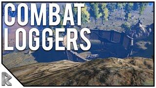 getlinkyoutube.com-Preparing to RAID Combat Loggers! - Ark Survival Evolved Shigo Islands PVP #10