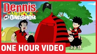 getlinkyoutube.com-Dennis the Menace and Gnasher |  Series 2 | Episodes 25-30 (1 Hour)