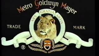getlinkyoutube.com-Metro Goldwyn Mayer (1992) Company Logo (VHS Capture)