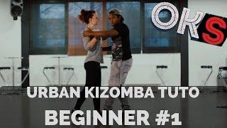 Urban Kizomba Move - Beginner #UB1 - Tutorial 🎓 OKS 🎓