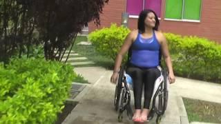 primavara I'm content with my paraplegic life ( wheelchair transfers)