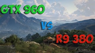 getlinkyoutube.com-R9 380 vs GTX 960 Test in 5 Games (i5 4690k)
