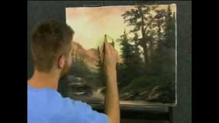 getlinkyoutube.com-Paint with Kevin Hill - First Live Video!   (1 hour painting video) 3/13/15