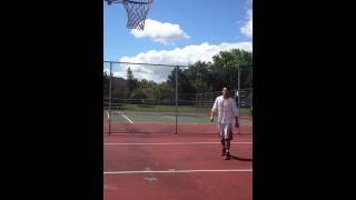 Ring Layup Series no Dribble