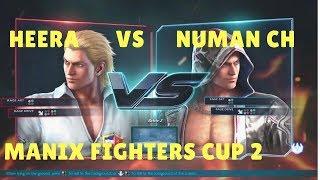 tekken 7 Heera(Akuma,Steve) vs Numan ch(Steve) Maniax Fighters cup S2