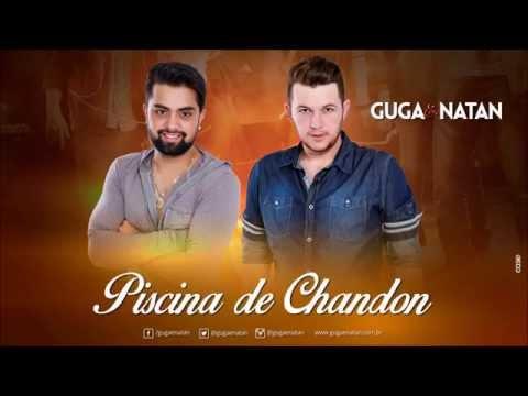 Guga & Natan - Piscina de Chandon
