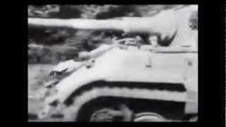 getlinkyoutube.com-Deutscher Panzer VI Tiger II Königstiger, seltene Originalaufnahmen Doku und Gemälde