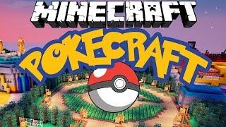 getlinkyoutube.com-Pokemony to Jedzenie! | Minecraft + Pokemon = Pokecraft PL / Johto