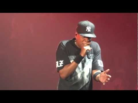 Jay-Z Kanye West Hard Knock Life Live Montreal Centre Bell Center 2011 HD 1080P