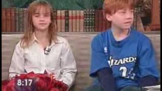 getlinkyoutube.com-Emma Watson and Rupert Grint interview
