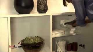 Bezuchwytowa obsługa - meble kuchenne Nolte