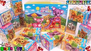 getlinkyoutube.com-Барханые Животные Малыши Fresh Toys/Toys Surprise Kinder Surprise