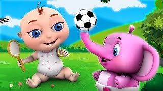 Hush Little Baby | Nursery Rhymes Songs Compilation | Cartoons For Kids by Little Treehouse
