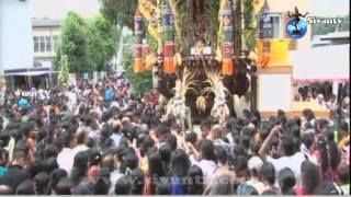 சூரிச் - அருள்மிகு சிவன் கோவில் தேர்த்திருவிழா மலர்-ஆ (27.06.2015)