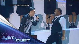 getlinkyoutube.com-Yeah amazing! Yeshua & Mike sing Black or White by Michael Jackson! - Grand Final - Just Duet