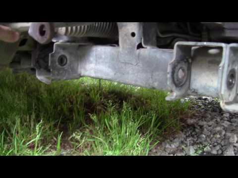 Выставляем зазор между крылом и дверью Opel Astra H часть 2