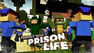 getlinkyoutube.com-Minecraft Prison Life - TINYTURTLE & LITTLELIZARD GET ARRESTED!?
