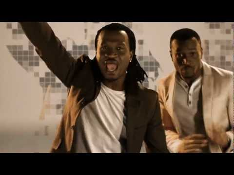 P-Square & Matt Houston - E No Easy Remix (French Version)  [AFRICAX5.TV]