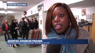 Tunisiano sur LCI dans l'émission : Dans nos quartiers