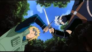 getlinkyoutube.com-Kakashi vs 4 hokage HD