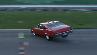 getlinkyoutube.com-INSANE Chevy Nova 360 SPIN!!! - Pucker Factor 10.0