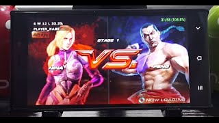 getlinkyoutube.com-Tekken 6 on Android Using PPSSPP 0.9.9 + Settings (Ultra smooth and sound)