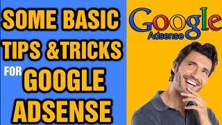 getlinkyoutube.com-Some BASIC GOOGLE ADSENSE TIPS AND TRICKS URDU HINDI TUTORIAL