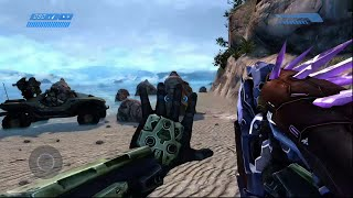 getlinkyoutube.com-Halo CE Anniversary - TMCC - All Weapons, Reloads, Idle Animations and Sounds