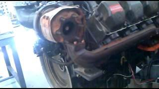 getlinkyoutube.com-Ligando Motor V8 Mercedes-Benz