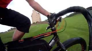 getlinkyoutube.com-Surly KramPug 29+ trying out some Salsa Woodchipper bars