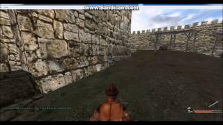 getlinkyoutube.com-Mount&Blade Warband Diriliş Ertuğrul Modu Tapınakcı Kalesini Kuşatıoruz