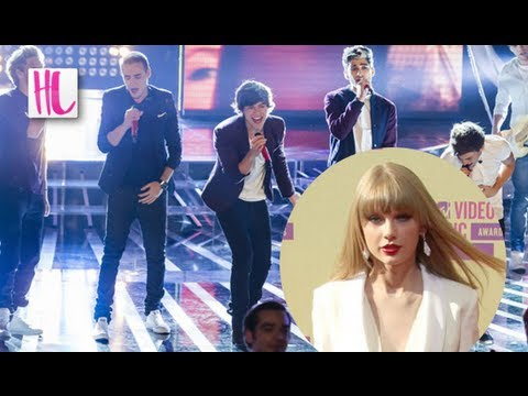 Taylor Swift Dissed By Harry Styles' One Direction Bandmates