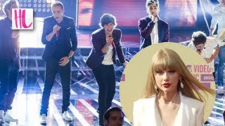 getlinkyoutube.com-Taylor Swift Dissed By Harry Styles' One Direction Bandmates