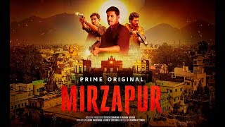 Mirzapur | Trailer | Rated 18+