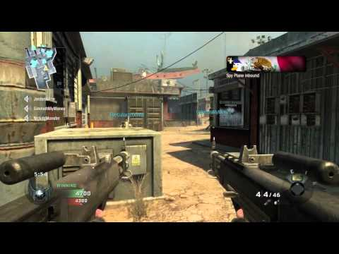 Black Ops: Live Dual Shotgun Commentary