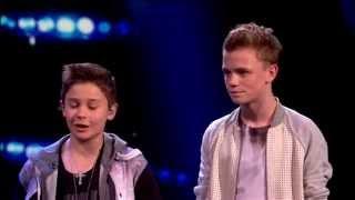 getlinkyoutube.com-Bars and Melody: Britain's Got Talent Final #BAMToWinBGT