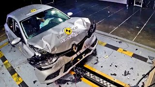 getlinkyoutube.com-► 2016 Renault Mégane 4 - CRASH TEST