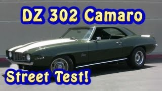 getlinkyoutube.com-Camaro DZ 302(NRE Stealth 427CI) Street Test. 1969.   Nelson Racing Engines.  Chevelle,  Camaro