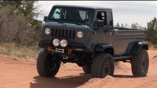 getlinkyoutube.com-Jeep Mighty FC Concept Storms Moab - The Downshift Episode 11